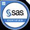 SAS Zertifikatslogo