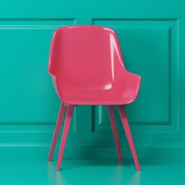 Auf diesem Stuhl nimmt bald ein IT-Talent platz